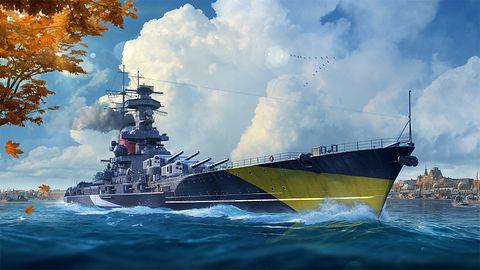 Niemieckie pancerniki we wczesnym dostępie oraz Halloween w World of Warships na PC!