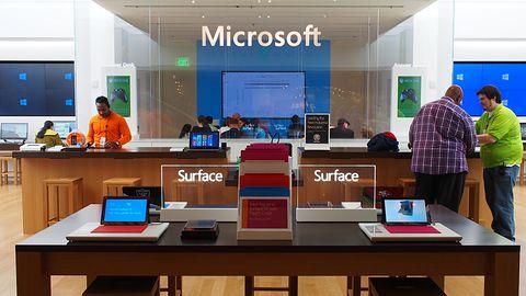 Z wizytą w Microsoft Store w San Francisco