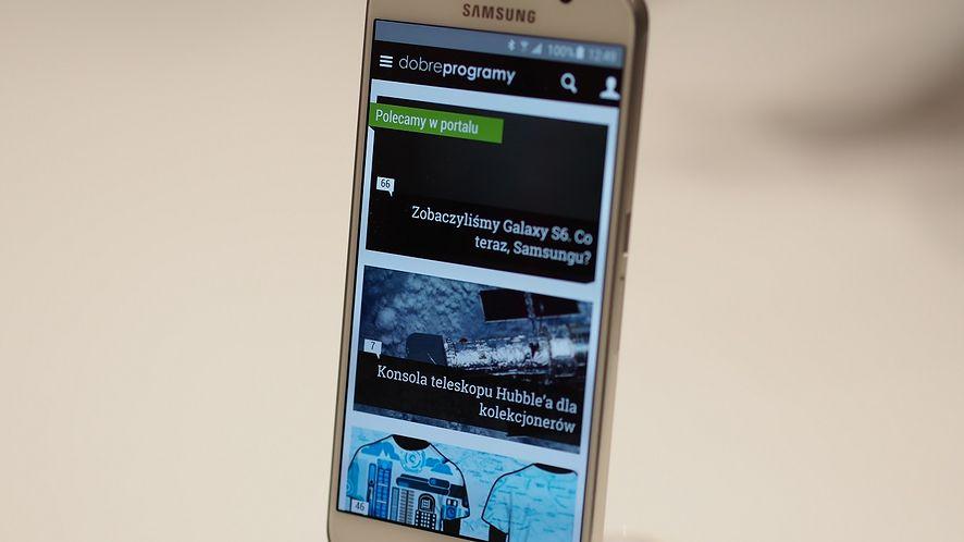 Świetne wyświetlacze w nowych flagowcach Samsunga mają swoje wady?