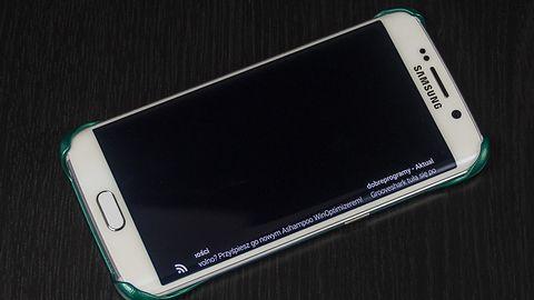 Marshmallow dla Edge z praktycznymi funkcjami zakrzywionego ekranu