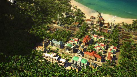 Pierwsza galeria z Tropico 5