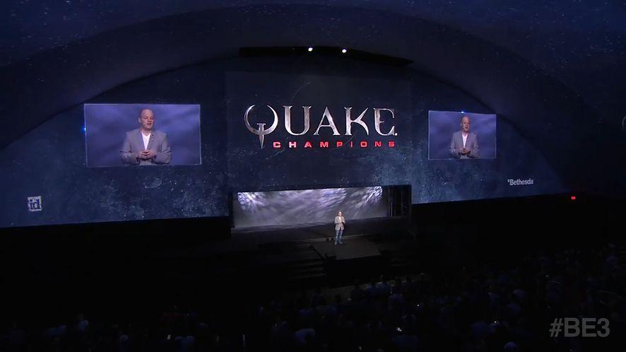 Quake Champions, Fallout na VR, DOOM z DLC i odświeżony Skyrim – Bethesda na E3