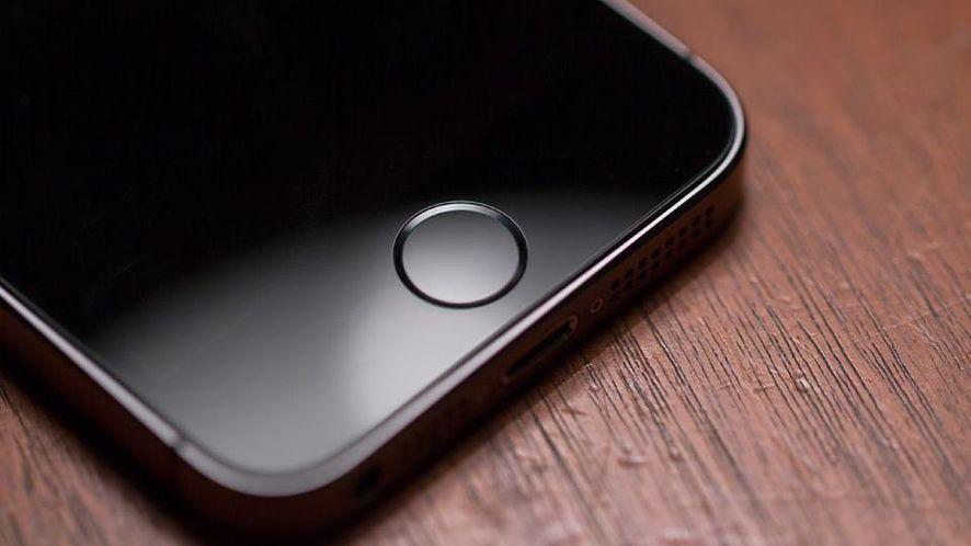 iPhone 8 bez czytnika linii papilarnych w ekranie