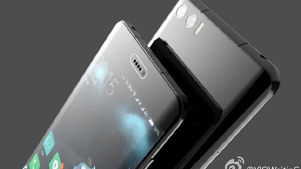 Xiaomi też wygina ekran. Nadchodzi Xiaomi Note 2 z łukami po bokach