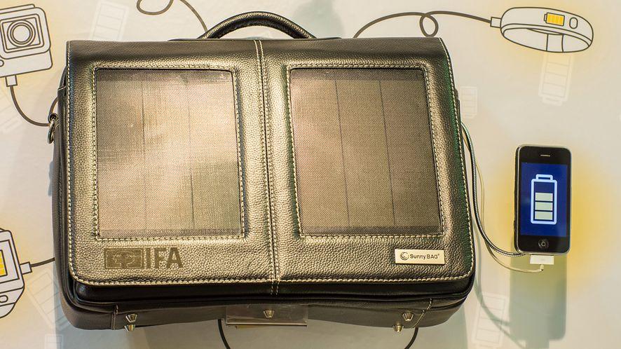 IFA: Plecaki i torby, dzięki którym nigdy nie zabraknie energii
