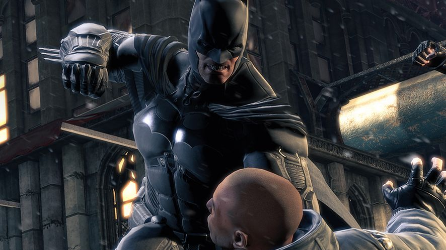 Batman: Arkham Origins także w wersji kolekcjonerskiej
