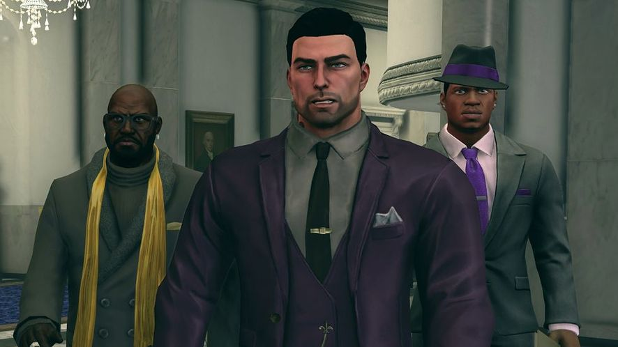 Nowy zwiastun Saints Row IV — What Happens in Space...
