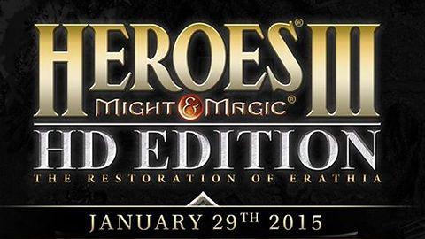Heroes of Might & Magic III powraca, doczeka się wydania HD na iOS, Androida i PC