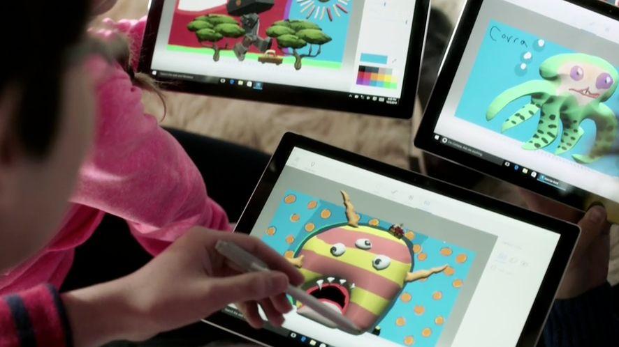 Windows 10 Creators Update – 3D dla każdego przedszkolaka #MicrosoftEvent