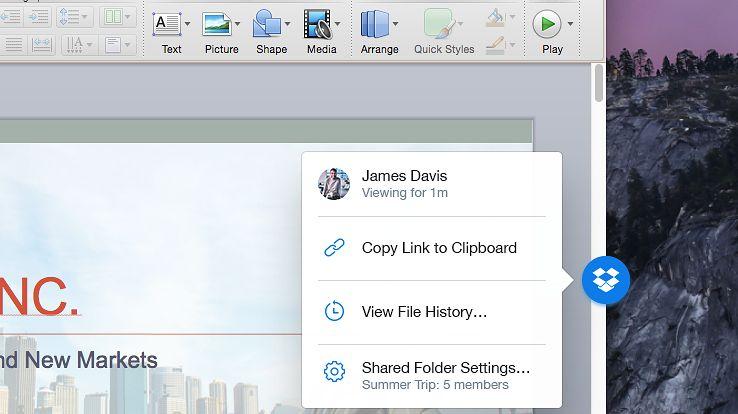 Po co komu OneDrive? Dropbox integruje się z Microsoft Office