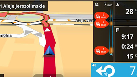 Nawigacja TomTom dla Androida już jest w Google Play