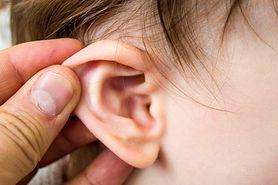 Zapalenie ucha u dziecka - przyczyny, objawy, diagnostyka, leczenie