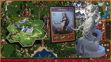 Heroes of Might and Magic III powraca. Polacy pracują nad planszową wersją gry