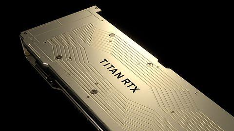 NVIDIA Titan RTX – oficjalna zapowiedź. Ujawniono specyfikację, datę premiery i cenę