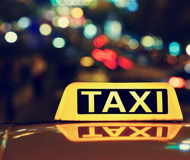 Protest taksówkarzy w Warszawie. Wrogami Uber i Taxify