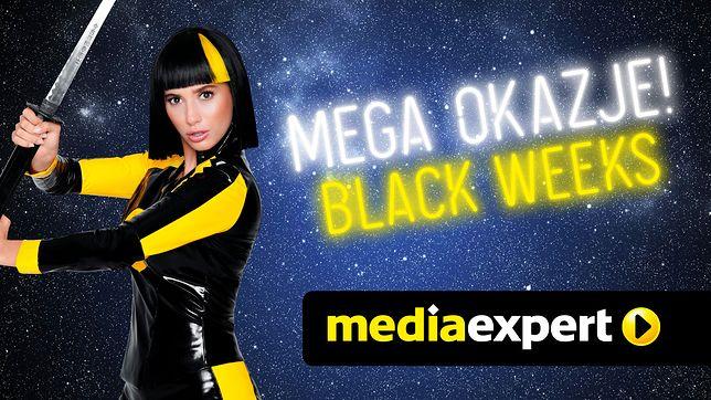 """Setki produktów RTV/AGD/Multimedia w niskich cenach przed """"Czarnym Piątkiem"""". Media Expert kusi promocjami w ramach akcji Black Weeks"""