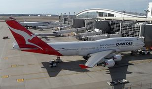 Samolot Qantas Airways chce ustanowić rekord