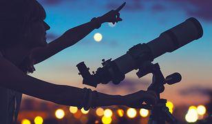 Nie musisz wydawać kilku tysięcy złotych na teleskop