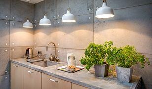 Jak wykorzystać beton w aranżacji wnętrz?