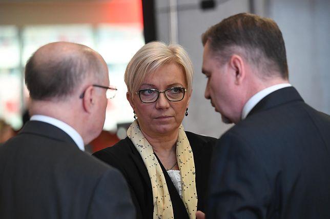 Na stanowisku prezesa TK Julia Przyłębska zastąpiła Andrzeja Rzeplińskiego