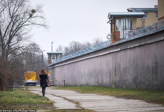 Kobiety więźniów często przechodzą załamania nerwowe