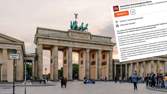 Praca w Berlinie, mieszkanie w Polsce? To może się opłacić.