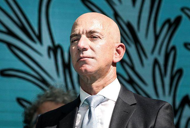 Jeff Bezos wspiera Australię. Kwota nie powala.