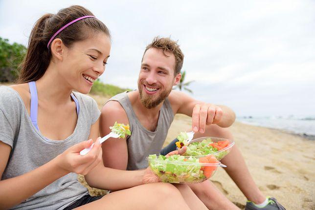 Dieta na piękną skórę, która pozwoli na dłużej zachować opaleniznę