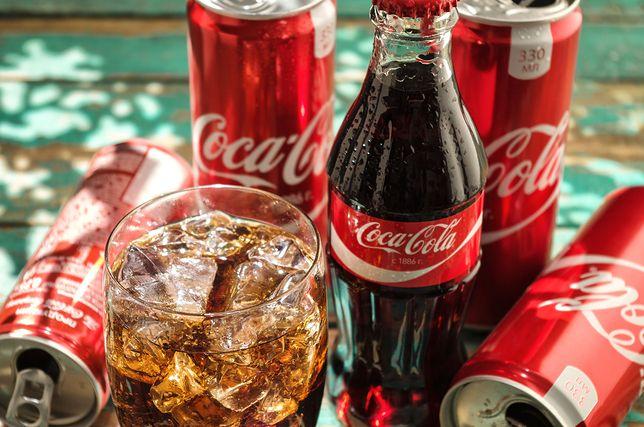 Coca-cola sprawdzi się jako składnik ciast i marynat
