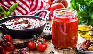 Domowy przecier pomidorowy. Jak go zrobić?