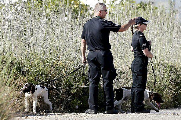 Media: podczas poszukiwań Madeleine McCann znaleziono kości