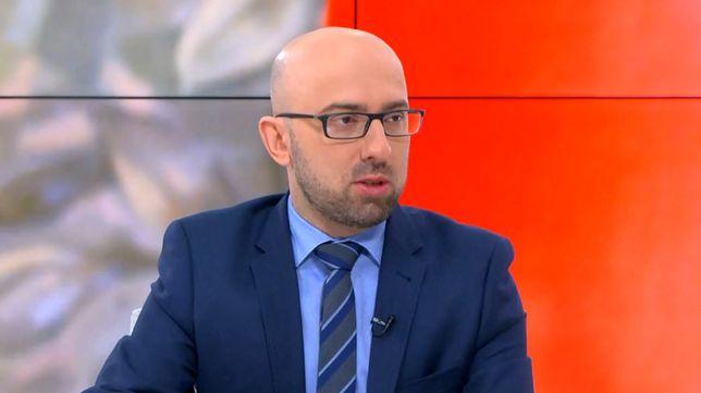 """Krzysztof Łapiński o polskich neonazistach. """"Śmieszno i straszno"""""""