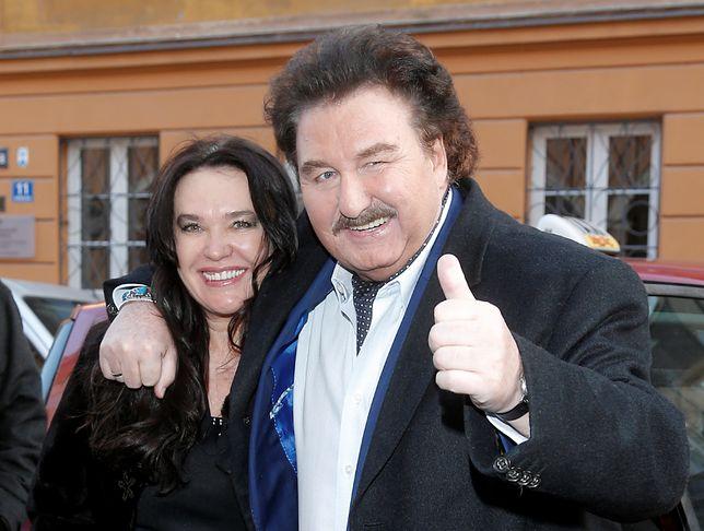 Żona Ewa była wielką miłością Krzysztofa Krawczyka