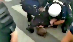 Policja zatrzymała pięciu blokujących