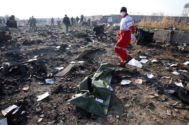 Iran. Katastrofa samolotu Boeing 737 w Teheranie. Oficjalna przyczyna
