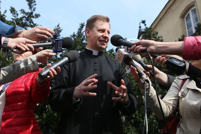 Rzecznik episkopatu ks. Paweł Rytel-Andrianik odniósł się do słów prymasa Polski