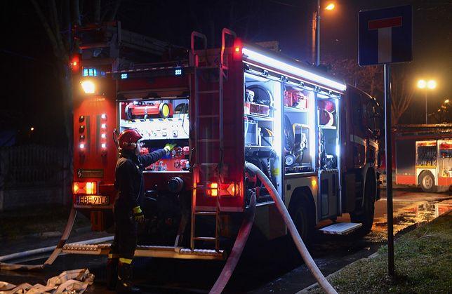 Płock. W tragicznym wypadku zginęły 3 osoby (zdjęcie ilustracyjne)