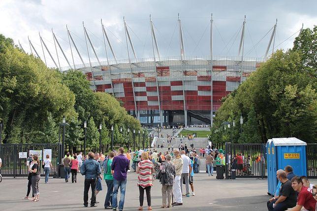 Za darmo: zwiedzanie Stadionu Narodowego