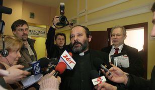 """Sprawa ks. Andrzeja Dymera. Ks. Isakowicz-Zaleski: """"karygodne"""""""