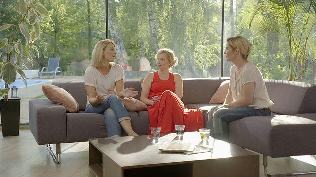 """""""Bliskie spotkania kobiet"""". Małgorzata Ohme z koleżankami o życiu 40-latek"""