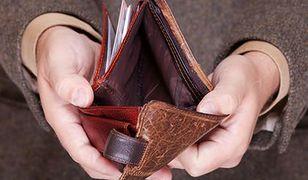 Co piątemu Polakowi po opłaceniu rachunków nie wystarcza pieniędzy na codzienne życie