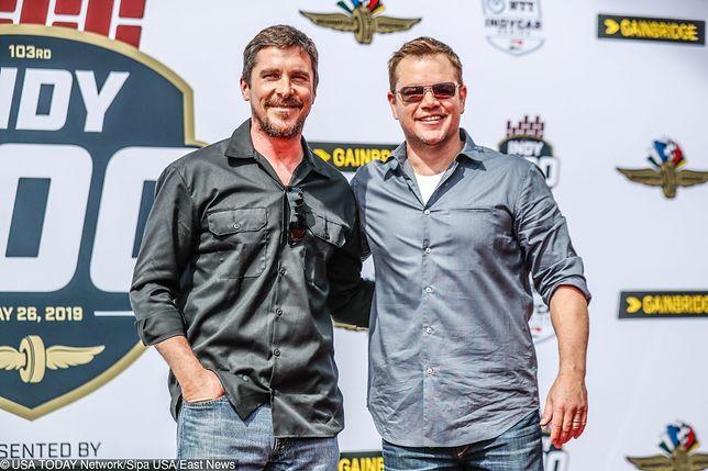 """Ford vs Ferrari"": Matt Damon i Christian Bale w nowym filmie Jamesa Mangolda"