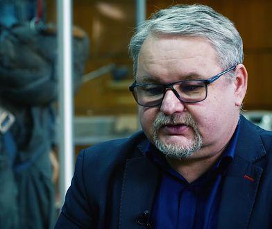 Prolog - Ryszard Ćwirlej (cała rozmowa)