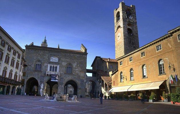 Co warto zobaczyć w Bergamo?