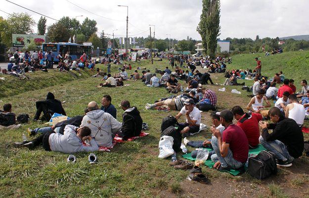 Uchodźcy docierają do Austrii i Niemiec. UE dyskutuje, jak przerwać kryzys