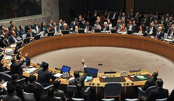 """""""House of Cards"""" w sali posiedzeń ONZ? Weto Rosjan"""