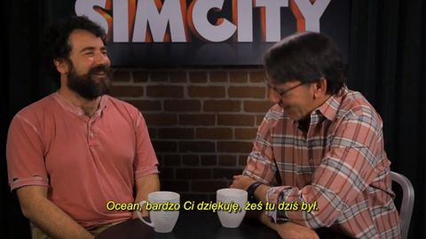 Pierwszy twórca SimCity rozmawia z obecnym twórcą SimCity