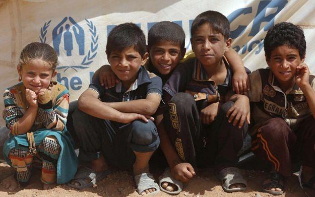 Dżihadyści uwięzili 600 tys. dzieci