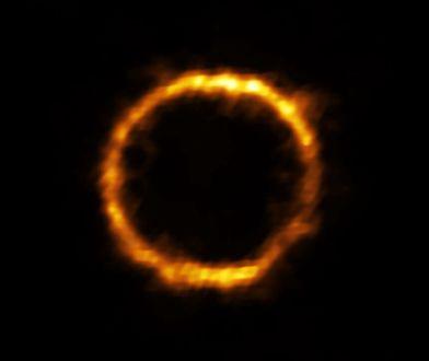 Obraz galaktyki SPT0418-47