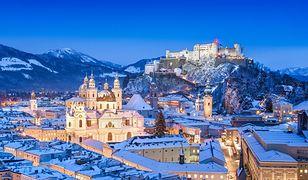 5 miejsc z dużymi szansami na śnieg w święta